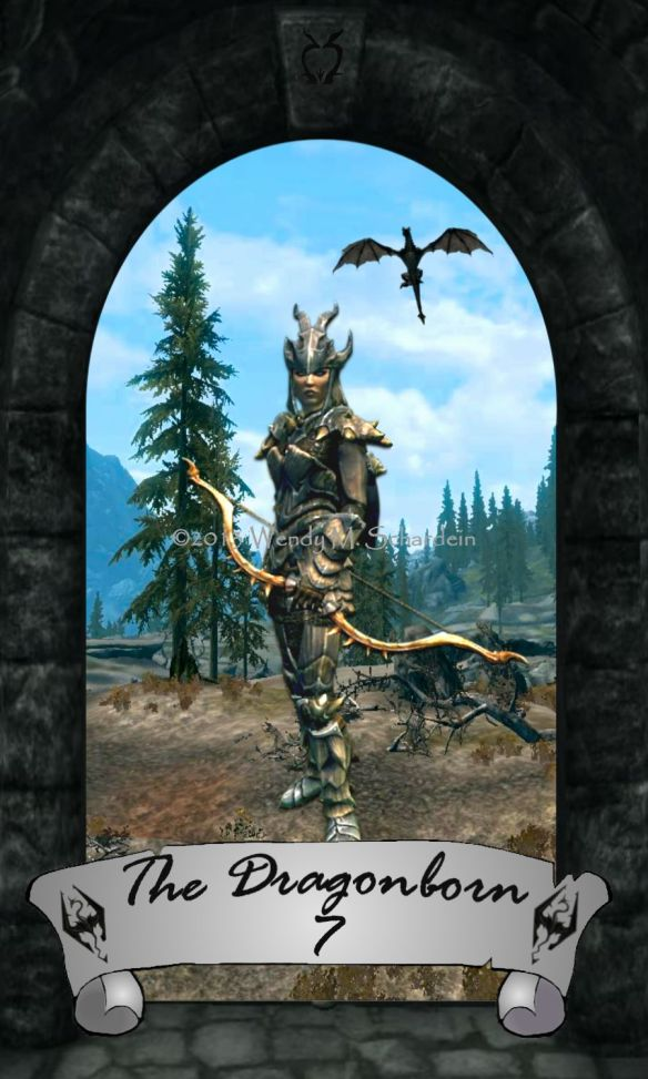 7 - The Dragonborn REVISED