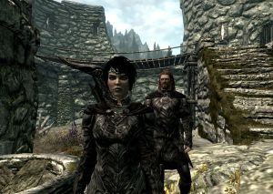 Chapter 18 - Selene and Brynjolf at Fort Blackmoor