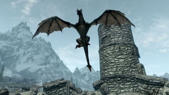 Chapter 2 - Western Watchtower Dragon