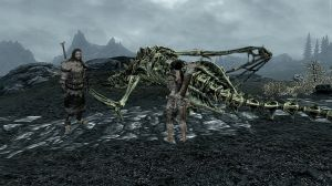 Chapter 3 - Selene and Farkas with Dragon
