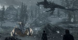 Chapter 3 - Selene, Brynjolf, and Alduin