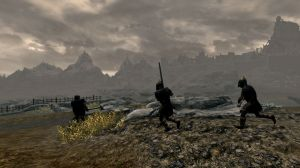 Chapter 4 - Battle for Whiterun