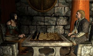 Chapter 5 - Selene and Ulfric Chess
