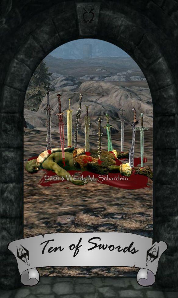 Swords - 10 REVISED