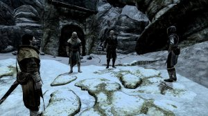 Chapter Five - Ben and Others Outside Saarthal