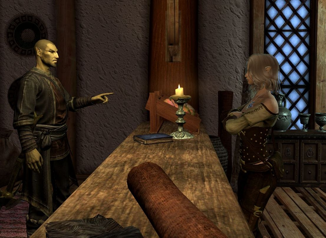 Dragonborn: The Legacy 23 – The Bite   Shh, Whisper…