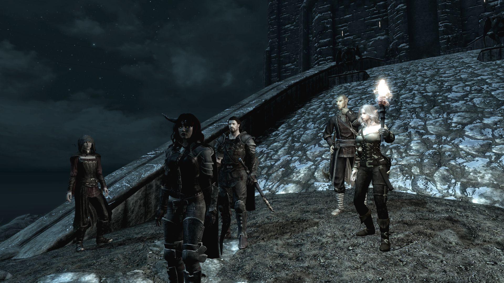 Follower (Skyrim) | Elder Scrolls | Fandom