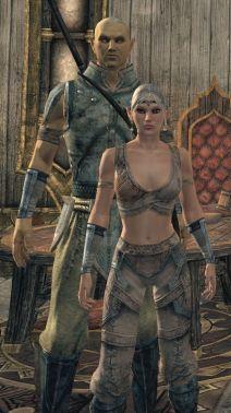 Kaawenyth and Betath Anyu