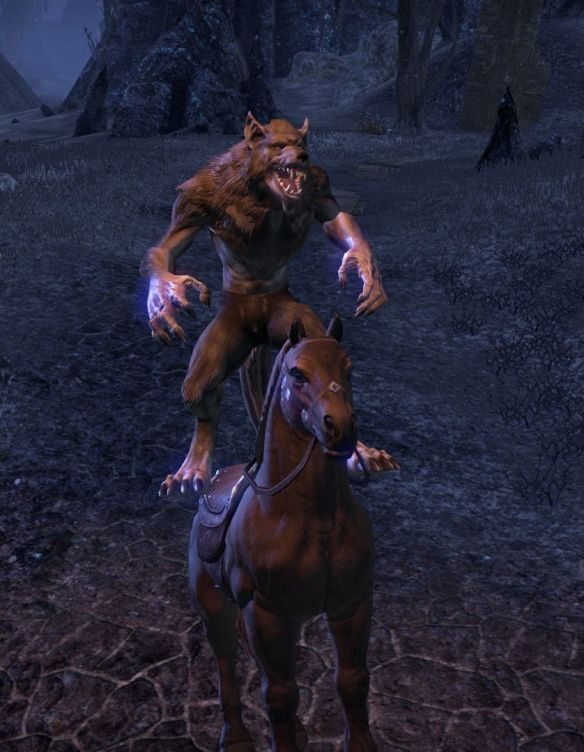 Werewolf Rides Again