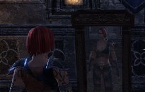 LOS 1 - Amelia in Mirror