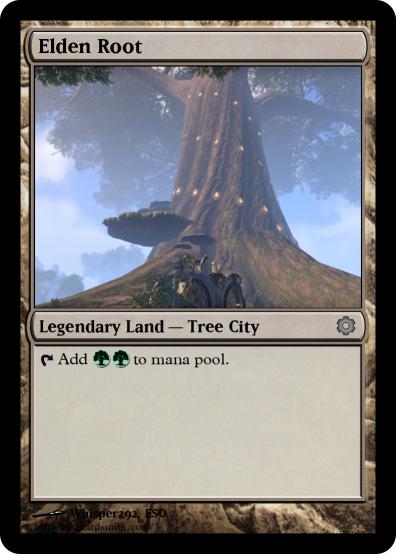 Elden Root