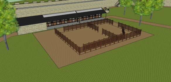 Grounds Composite - Stables