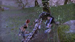 LOS 4 - Amelia and Werewolf