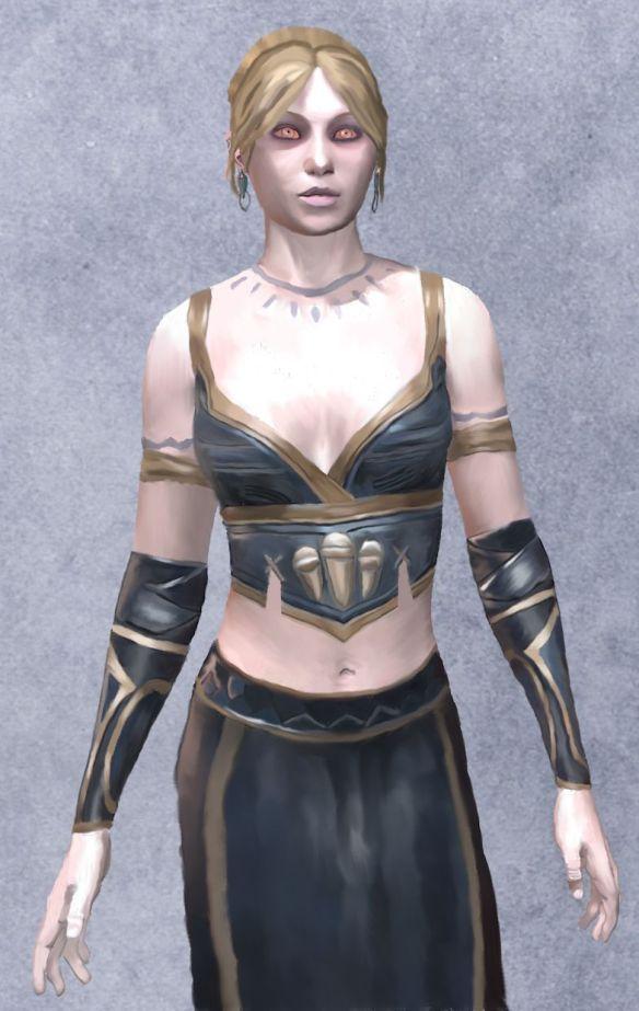 Marie Screenshot Painting